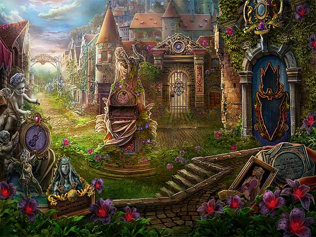 Game screenshot 2 Dark Parables: Ballad of Rapunzel