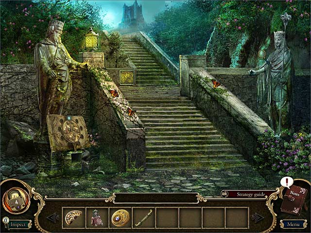 Game screenshot 1 Dark Parables: Curse of Briar Rose Collector's Edition