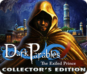 Dark Parables: The Exiled Prince Collector's Edition - Mac