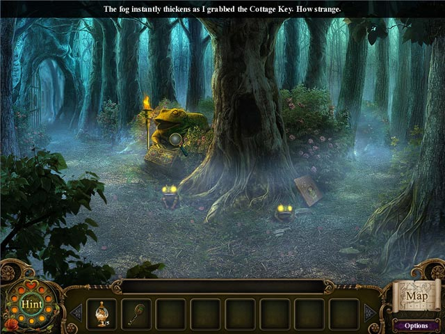 Game screenshot 1 Dark Parables: The Exiled Prince Collector's Edition