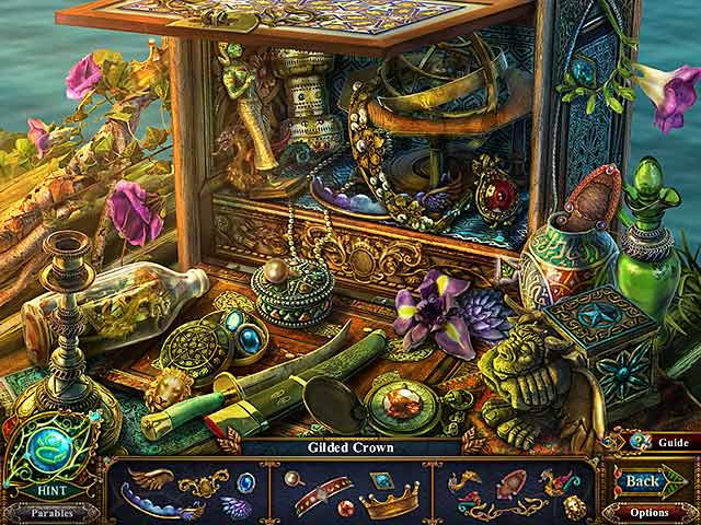 Game screenshot 1 Dark Parables: Jack and the Sky Kingdom Collector's Edition