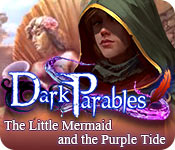 Feature screenshot game Dark Parables: The Little Mermaid and the Purple Tide