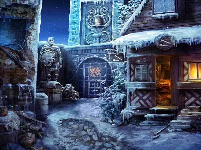 Game screenshot 1 Dark Parables: Rise of the Snow Queen