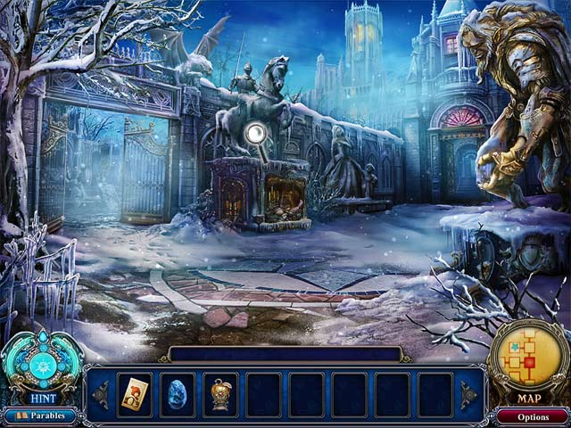 Game screenshot 1 Dark Parables: Rise of the Snow Queen Collector's Edition