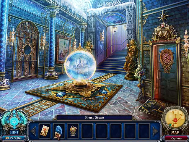 Game screenshot 2 Dark Parables: Rise of the Snow Queen Collector's Edition