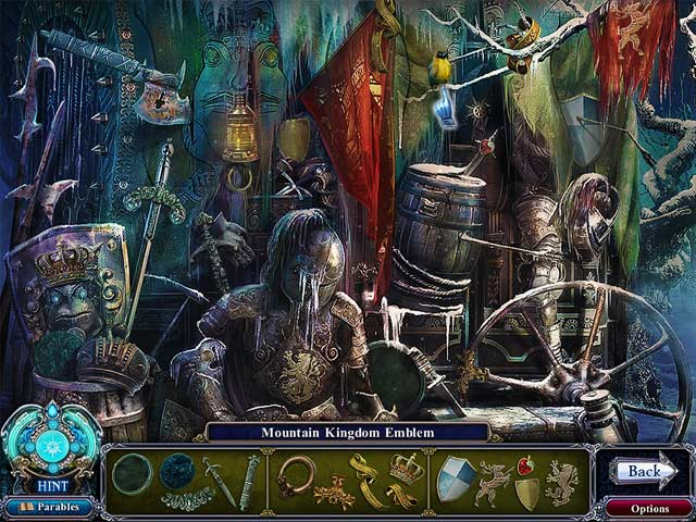 Game screenshot 3 Dark Parables: Rise of the Snow Queen Collector's Edition