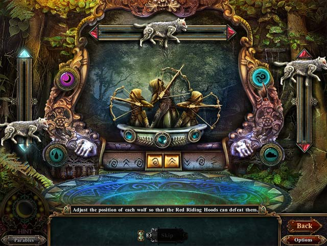 Game screenshot 2 Dark Parables: The Red Riding Hood Sisters Collector's Edition