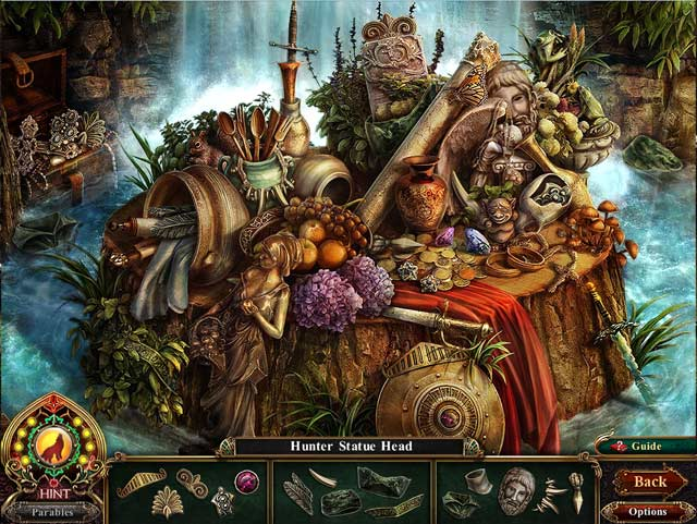 Game screenshot 3 Dark Parables: The Red Riding Hood Sisters Collector's Edition