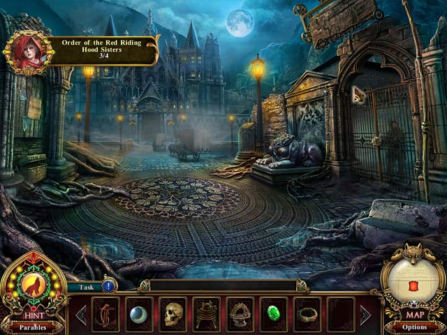 Game screenshot 2 Dark Parables: The Red Riding Hood Sisters