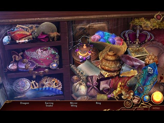 Dark Realm 4: Guardian of Flames Screen2