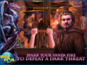 Screenshot for Dark Realm: Queen of Flames Collector's Edition