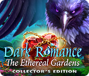 Feature screenshot game Dark Romance: The Ethereal Gardens Collector's Edition