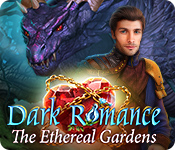 Feature screenshot game Dark Romance: The Ethereal Gardens