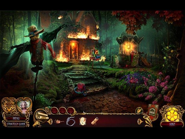 Dark Romance: The Monster Within - Screenshot 1