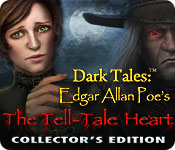 Dark Tales 8: Edgar Allan Poe's The Tell-tale Heart Collector's Edition - Mac