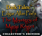 Feature screenshot game Dark Tales: Edgar Allan Poe's The Mystery of Marie Roget Collector's Edition