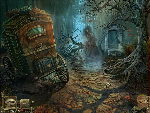 Game screenshot 2 Dark Tales: Edgar Allan Poe's The Premature Burial Collector's Edition