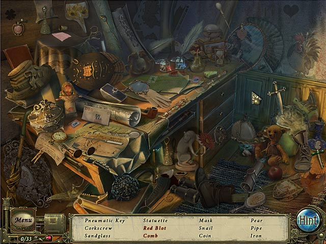 Game screenshot 3 Dark Tales: Edgar Allan Poe's The Premature Burial Collector's Edition
