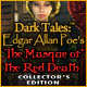 Dark Tales: Edgar Allan Poe's The Masque of the Red Death Collector's Edition - Mac