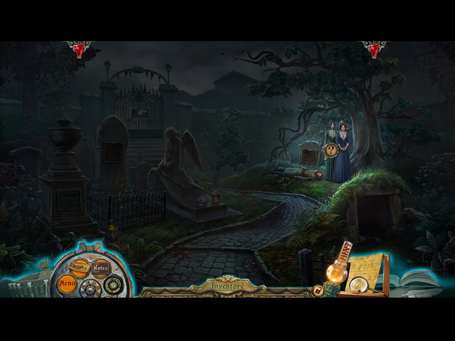 Game screenshot 2 Dark Tales: Edgar Allan Poe's The Mystery of Marie Roget