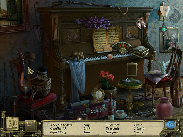 Game screenshot 1 Dark Tales: Edgar Allan Poe's Murders in the Rue Morgue Collector's Edition