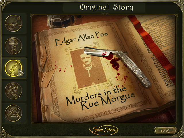 Game screenshot 2 Dark Tales: Edgar Allan Poe's Murders in the Rue Morgue Collector's Edition