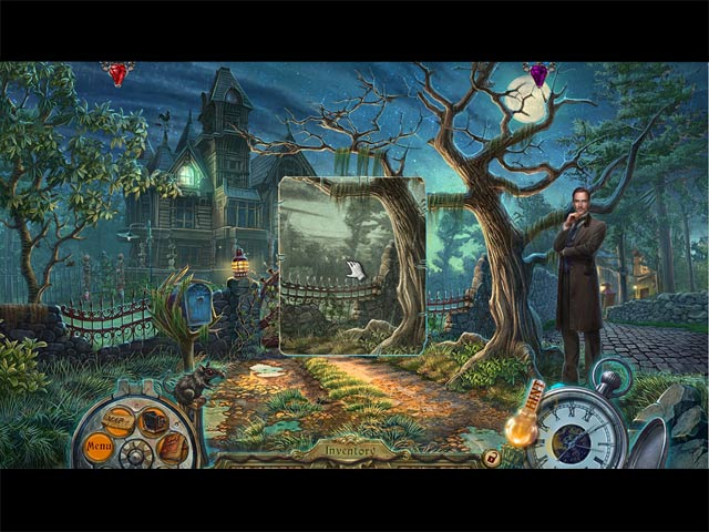 Game screenshot 2 Dark Tales: Edgar Allan Poe's The Fall of the House of Usher
