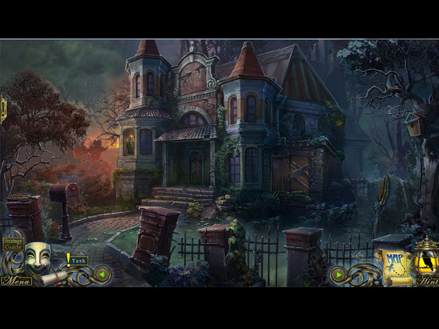 Dark Tales: Edgar Allan Poe's Lenore - Screenshot 1