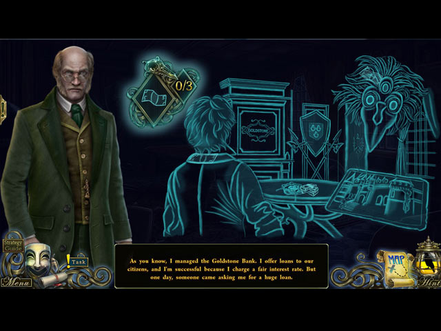 Dark Tales: Edgar Allan Poe's Lenore - Screenshot 2
