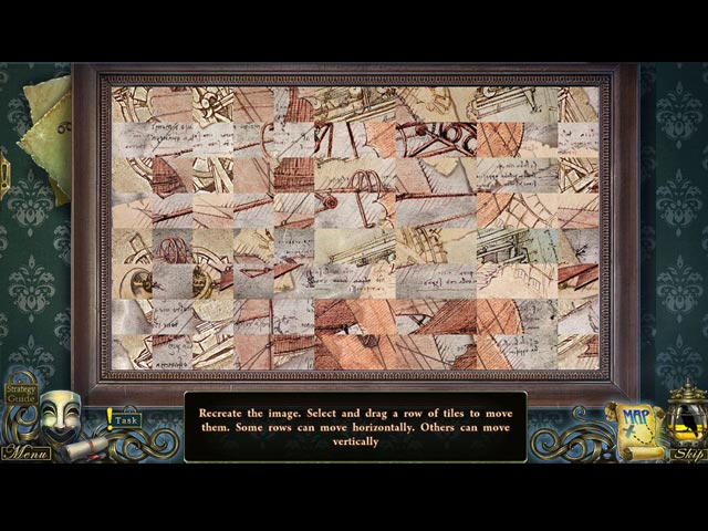 Dark Tales: Edgar Allan Poe's Lenore - Screenshot 3