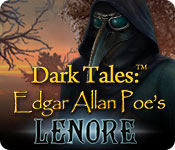 Dark Tales: Edgar Allan Poe's Lenore Walkthrough