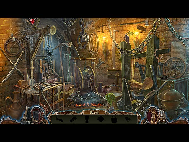 Game screenshot 1 Dark Tales: Edgar Allan Poe's The Masque of the Red Death