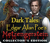 Dark Tales 9: Edgar Allan Poe's Metzengerstein Collector's Edition - Mac