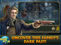 Screenshot for Dark Tales: Edgar Allan Poe's Metzengerstein Collector's Edition