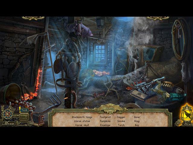 Dark Tales 9: Edgar Allan Poe's Metzengerstein Screen2