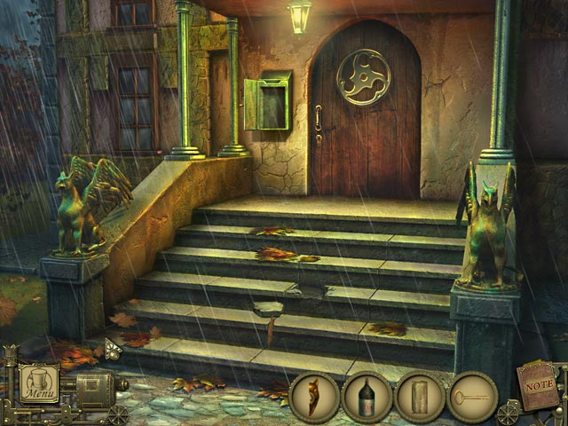 Game screenshot 2 Dark Tales: Edgar Allan Poe's Murders in the Rue Morgue