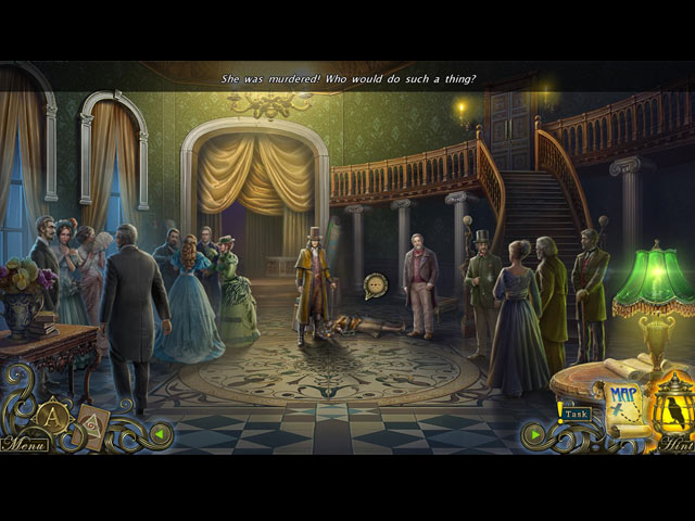 Dark Tales: Edgar Allan Poe's The Pit and the Pend img
