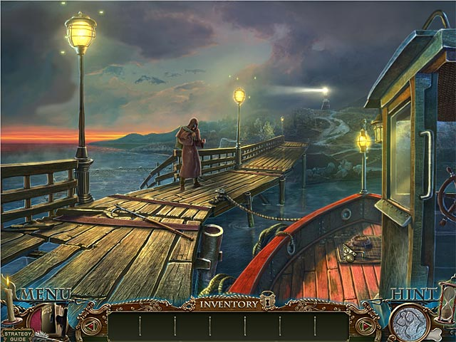 Game screenshot 2 Dark Tales: Edgar Allan Poe's The Gold Bug Collector's Edition