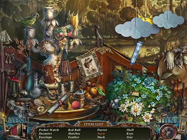 Game screenshot 1 Dark Tales: Edgar Allan Poe's The Gold Bug