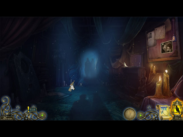 Game screenshot 1 Dark Tales: Edgar Allan Poe's The Raven