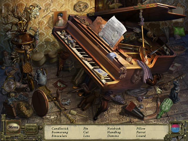 Game screenshot 3 Dark Tales: Edgar Allan Poe's The Black Cat Collector's Edition