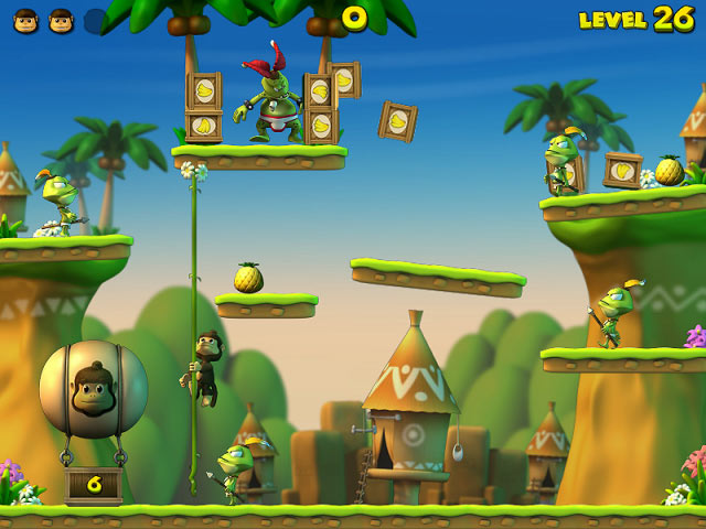 jungle monkey game for pc