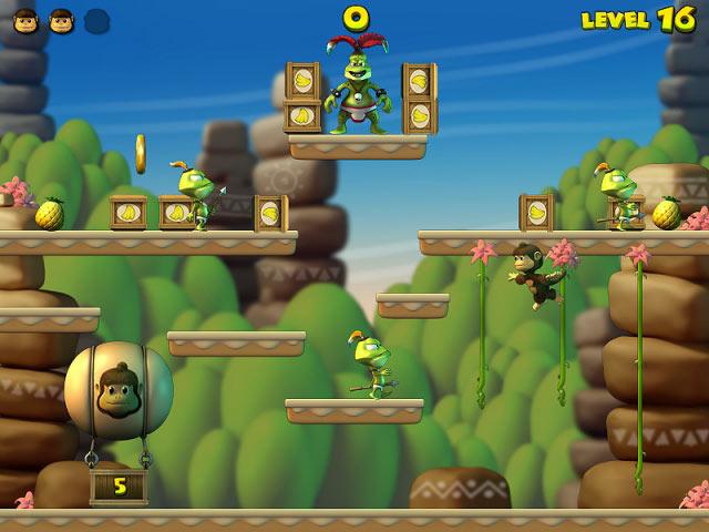Game screenshot 3 Darwin the Monkey