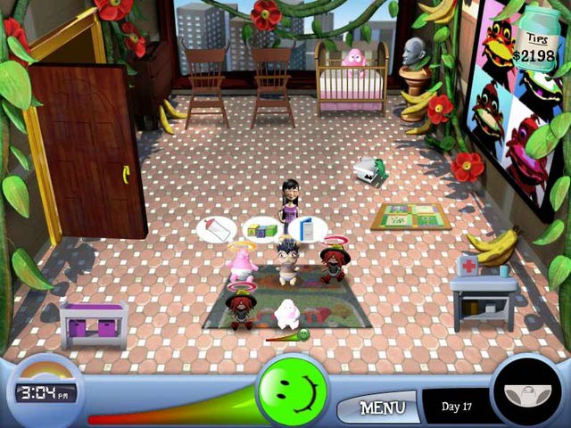 Game screenshot 1 Daycare Nightmare: Mini-Monsters