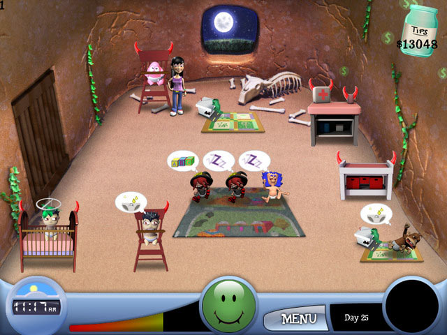 Game screenshot 2 Daycare Nightmare: Mini-Monsters