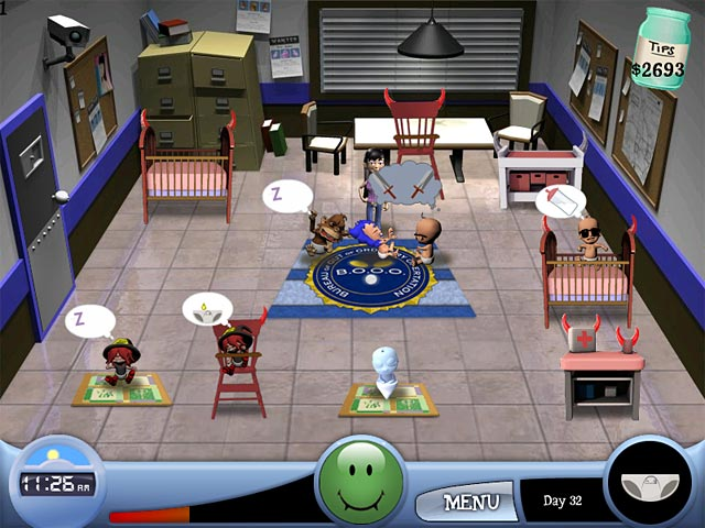 Game screenshot 3 Daycare Nightmare: Mini-Monsters