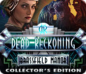 Feature screenshot game Dead Reckoning: Brassfield Manor Collector's Edition