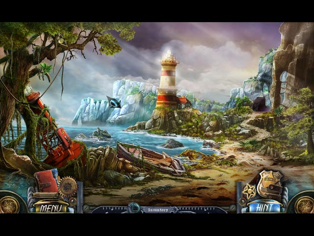 Game screenshot 1 Dead Reckoning: Silvermoon Isle Collector's Edition