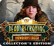 Dead Reckoning 5: Snowbird's Creek Collector's Edition Mac Game