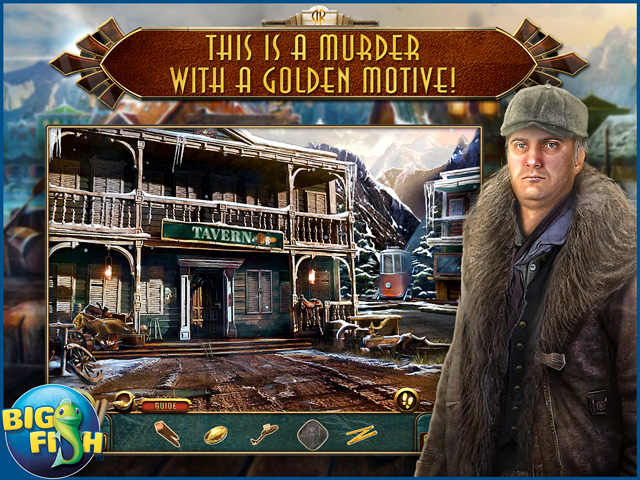 Screenshot for Dead Reckoning: Snowbird's Creek Collector's Edition